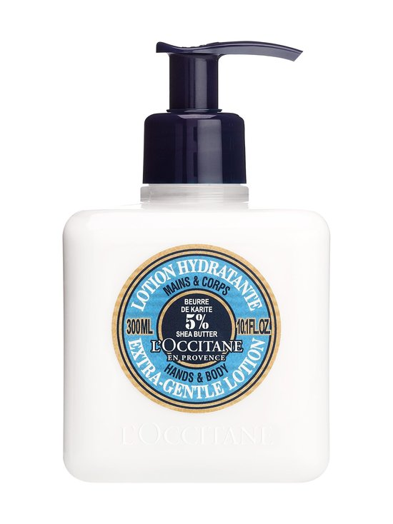 Loccitane - Shea Extra-Gentle Lotion for Hands & Body -käsi ja vartalovoide 300 ml - 1 | Stockmann - photo 1