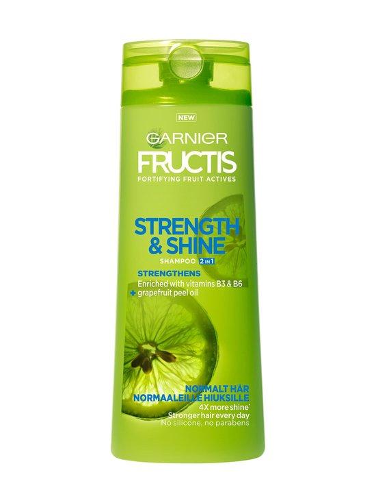 Fructis Strength & Shine 2in1 -shampoo 250 ml