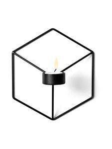Menu - POV Candleholder Wall -lampetti - MUSTA | Stockmann