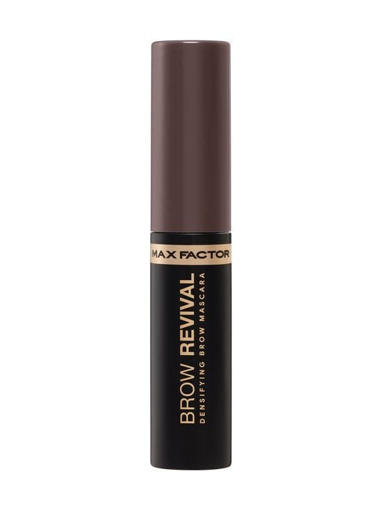Max Factor - Brow Revival -kulmakarvageeli 4,5 ml - 005 BLACK BROWN 4,5 ML | Stockmann - photo 1