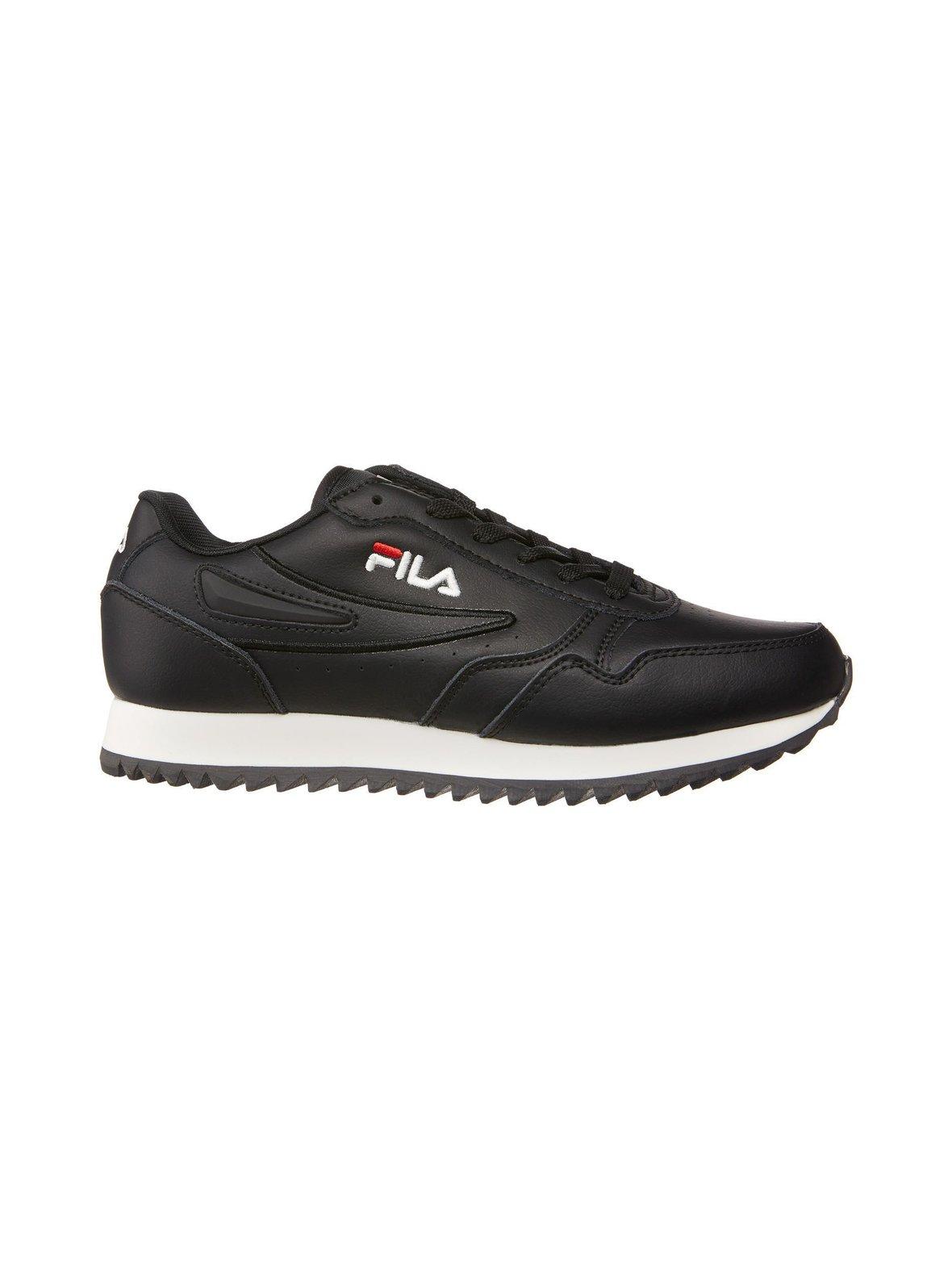 lisää valokuvia verkkokauppa kengät halvalla M Orbit Jogger Ripple -nahkasneakerit
