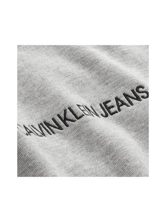 Calvin Klein Kids - Embroidered Logo Sweatshirt -collegepaita - PZ2 LIGHT GREY HEATHER | Stockmann - photo 2