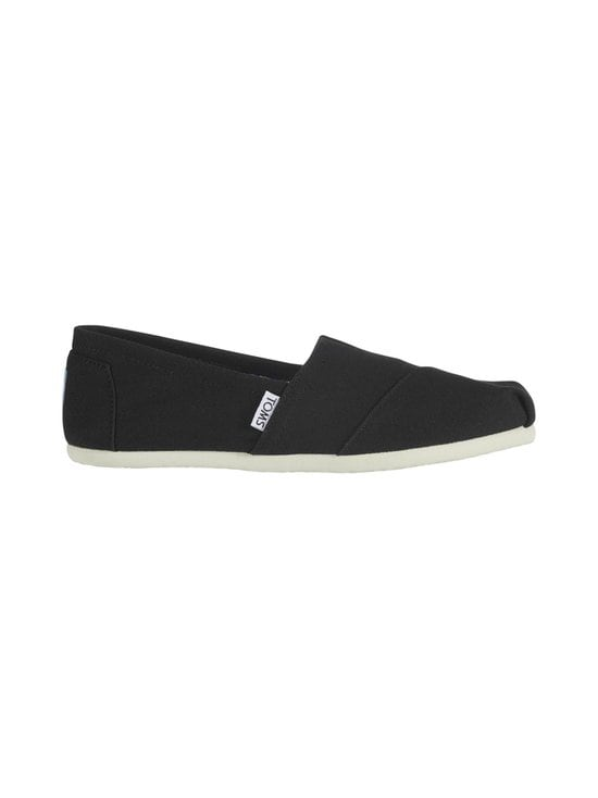 Toms - Classic Canvas -loaferit - MUSTA | Stockmann - photo 1