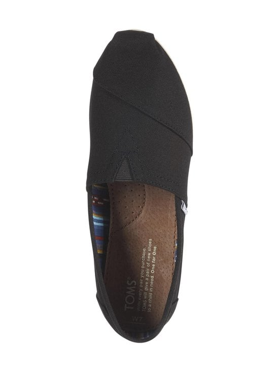 Toms - Classic Canvas -loaferit - MUSTA | Stockmann - photo 2