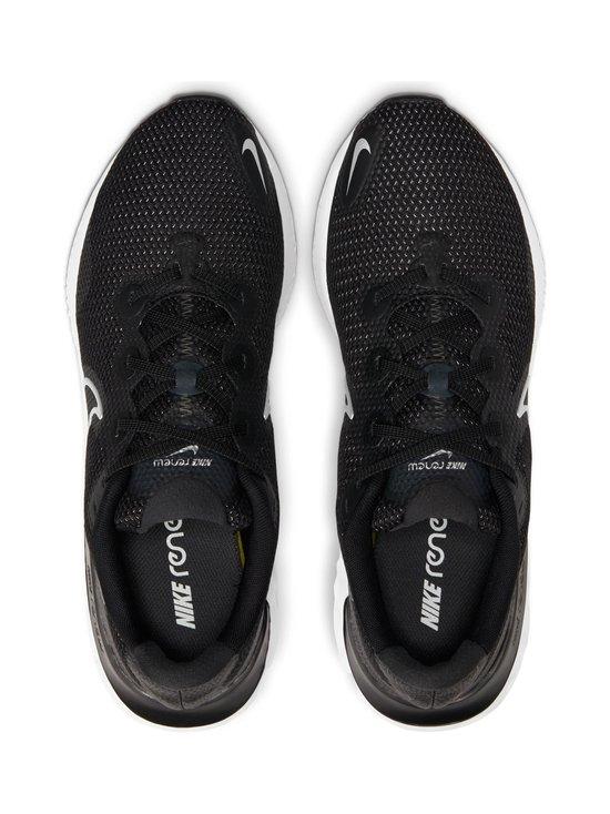 Nike - Renew Run -juoksukengät - 002 BLACK/METALLIC SILVER-WHITE   Stockmann - photo 2
