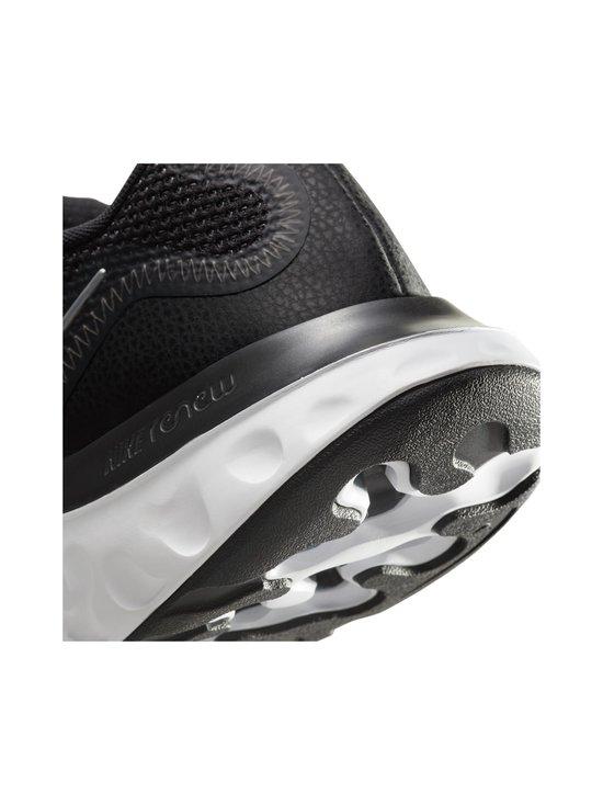 Nike - Renew Run -juoksukengät - 002 BLACK/METALLIC SILVER-WHITE   Stockmann - photo 7