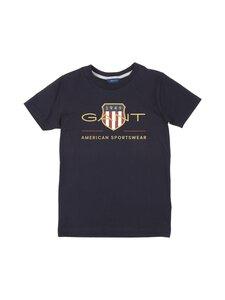 GANT - Archive Shield SS T-Shirt -paita - 433 EVENING BLUE | Stockmann
