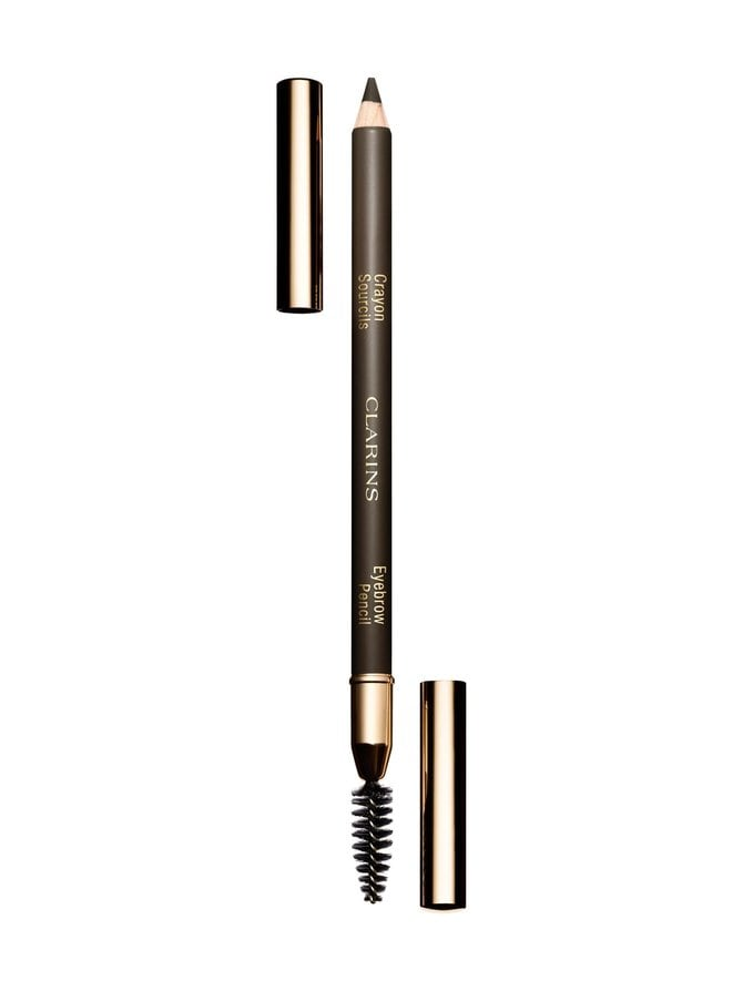 Eyebrow Pencil -kulmakynä, 01 Dark Brown
