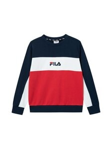 Fila - Olena-collegepaita - R69 TRUE RED-BLACK IRIS-BRIGHT WHITE | Stockmann