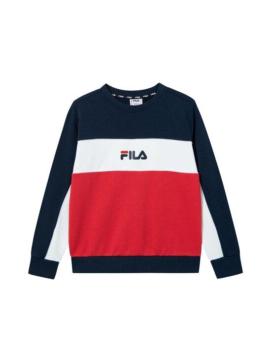 Fila - Olena-collegepaita - R69 TRUE RED-BLACK IRIS-BRIGHT WHITE | Stockmann - photo 1