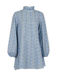Neo Noir - Taiga Printed Dress -mekko - 140 BLUE | Stockmann