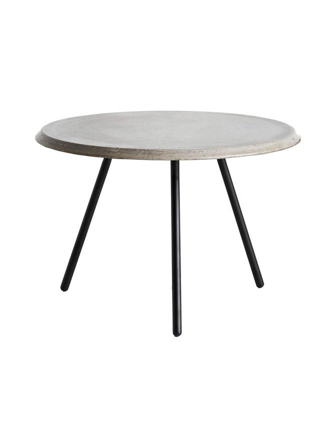 Soround Concrete -pöytä ø 60 cm, matala