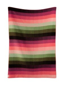 Røros Tweed - Åsmund Gradient -huopa 135 x 200 cm - PINK GREEN | Stockmann