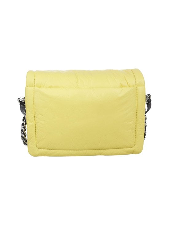 Marc Jacobs - The Pillow Bag -nahkalaukku - 327 LIME | Stockmann - photo 3