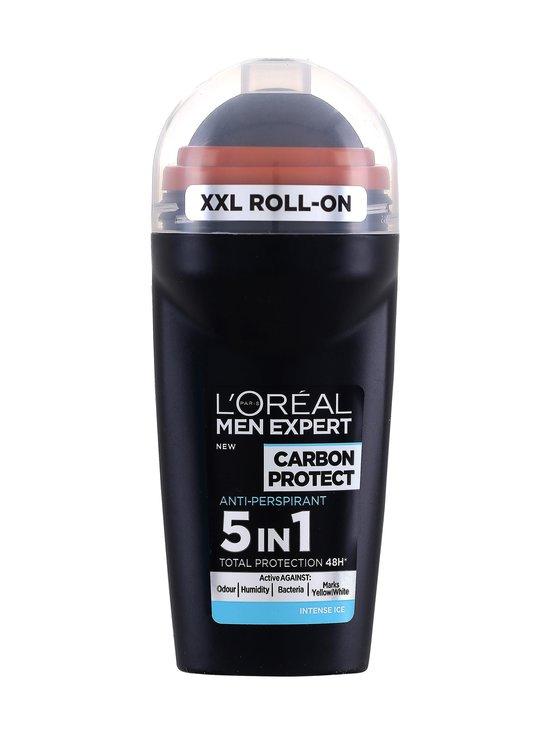 L'ORÉAL MEN EXPERT - Men Expert Deo Carbon Protect Intense Ice Roll-on -antiperspirantti 50 ml - null   Stockmann - photo 1