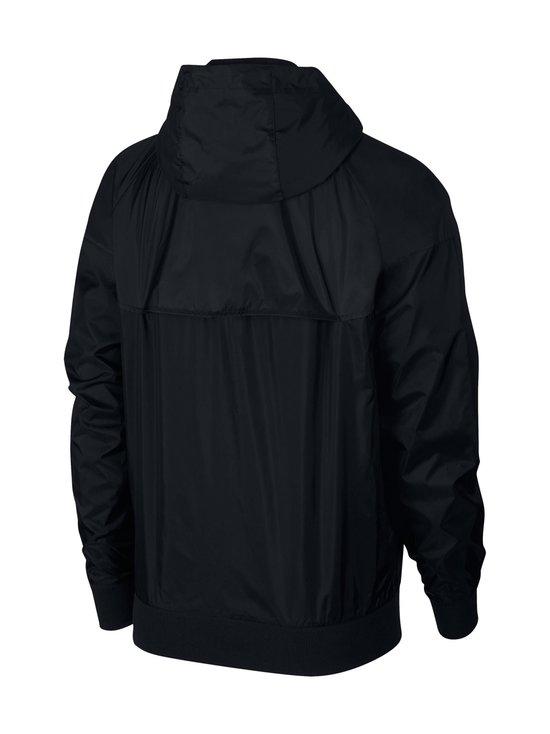 Nike - Sportswear Windrunner -takki - 010 BLACK/BLACK/BLACK/SAIL   Stockmann - photo 2