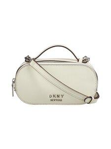 Dkny - Octavia Oval Camera -nahkalaukku - WHT - WHITE | Stockmann
