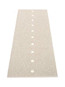 Pappelina - Peg-matto 70 x 200 cm - LINEN/VANILLA | Stockmann