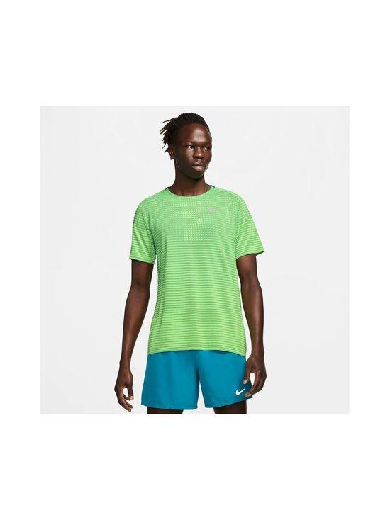 Nike - TechKnit Ultra -treenipaita - 358 DARK TEAL GREEN/REFLECTIVE SILV | Stockmann - photo 3