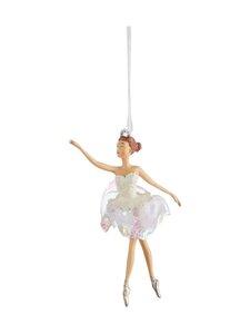 Villa Stockmann - Ballerina-joulukoriste - WHITE | Stockmann