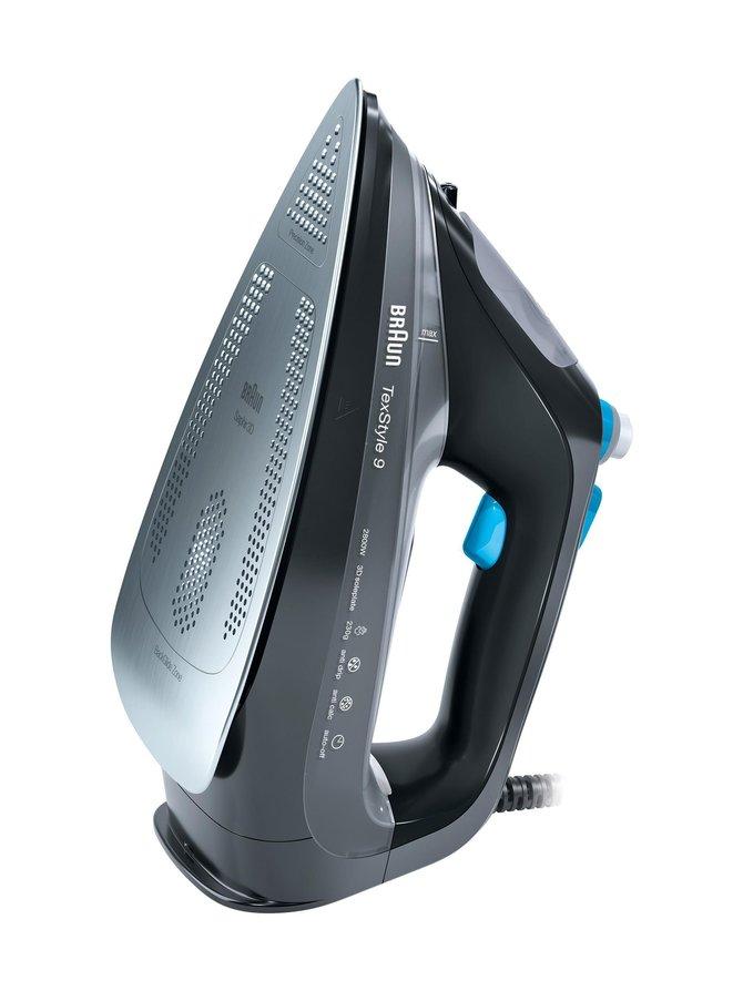 TexStyle Pro 9 SI9188BK Digital Steam -silitysrauta