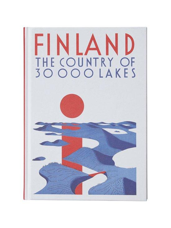 Come to Finland - 30 000 lakes -muistikirja - MONIVÄRINEN | Stockmann - photo 1