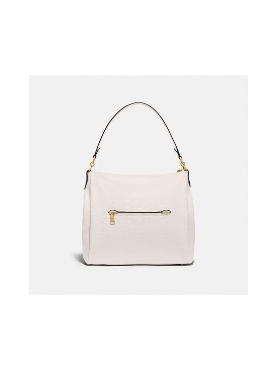 Coach - Shay Shoulder Bag -nahkalaukku - B4/CHALK | Stockmann - photo 3