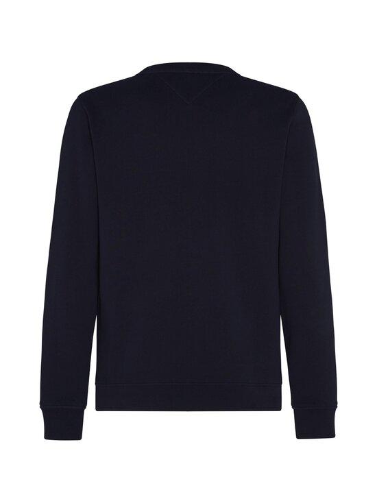 Tommy Hilfiger - Organic Cotton 1985 Logo Sweatshirt -collegepaita - DW5 DESERT SKY | Stockmann - photo 2