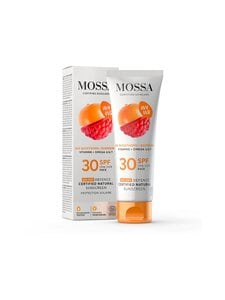 Mossa - Days Defence Sun Screen For Face SPF 30 -aurinkosuojavoide 50 ml - null | Stockmann