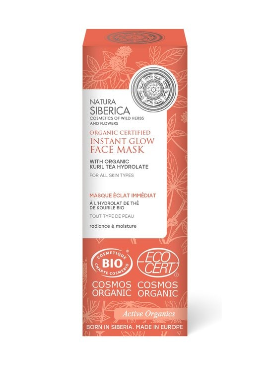 Natura Siberica - Instant Glow Face Mask -naamio 75 ml - NOCOL | Stockmann - photo 2
