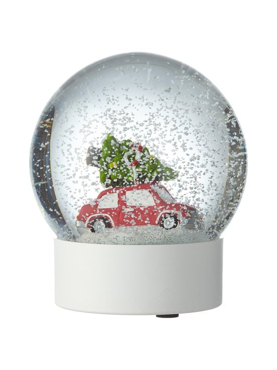 Casa Stockmann - Car and Tree -pyrypallo 100 mm - RED   Stockmann - photo 1