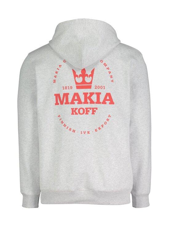 Makia - Stamp Hooded -huppari - 910 | Stockmann - photo 2