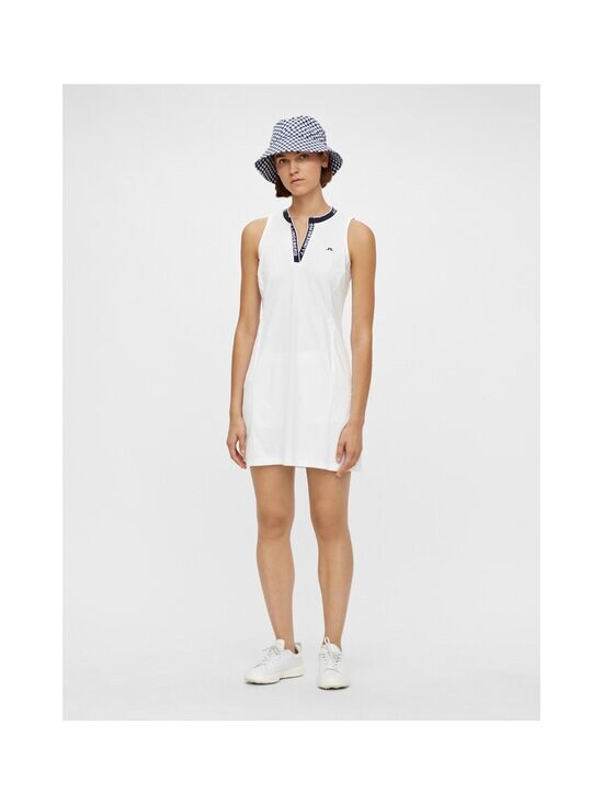 J.Lindeberg - Meja Golf Dress -mekko - 0000 WHITE | Stockmann - photo 3