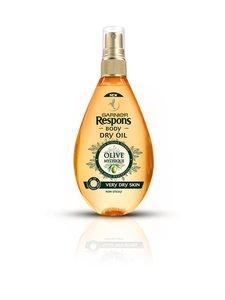 Garnier - Respons Mythic Olive -vartaloöljy 150 ml - null | Stockmann