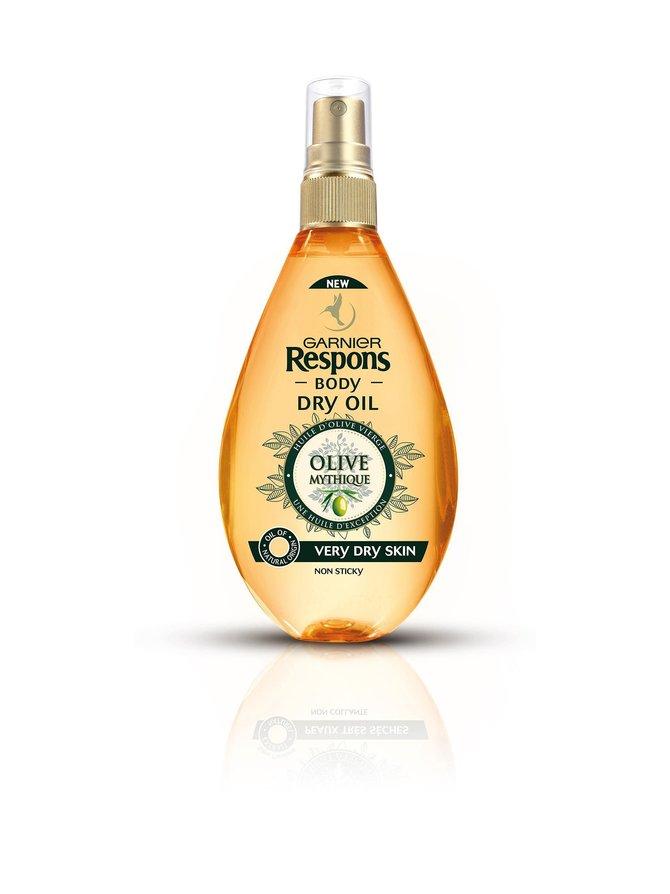 Respons Mythic Olive -vartaloöljy 150 ml