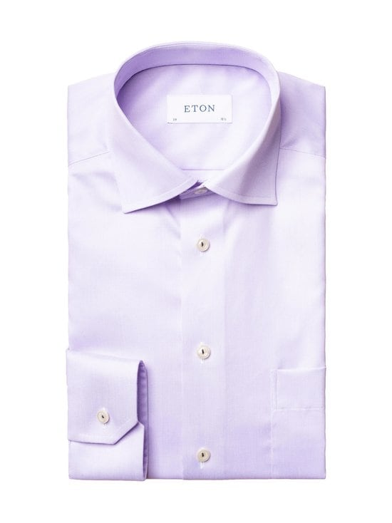 Eton - Classic Fit -kauluspaita - 71 PURPLE | Stockmann - photo 1