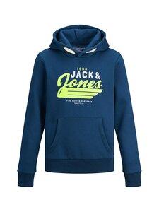 JACK & JONES junior - JjeNeon Logo -huppari - SAILOR BLUE | Stockmann