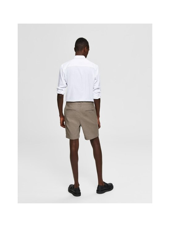 Selected - SlhStorm Flex -shortsit - DOVE DETAIL:MIX - SMOKED PEARL | Stockmann - photo 3