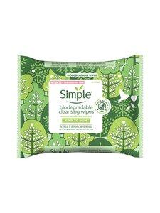 Simple - Biohajoava puhdistusliina 20 kpl   Stockmann