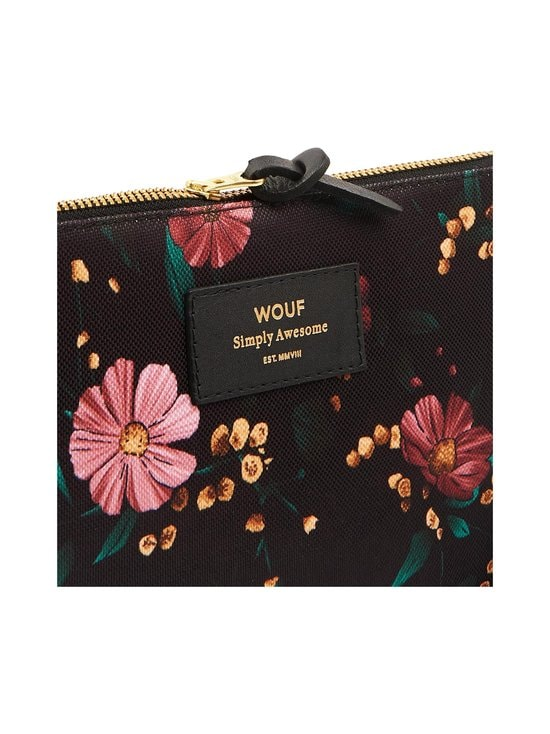 WOUF - Black Flowers Large -pussukka - MULTICOLOR | Stockmann - photo 4