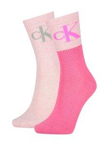 Calvin Klein Underwear - CK Logo -sukat 2-pack - PINK COMBO 004 | Stockmann