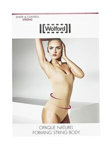 Wolford - Opaque Natural Forming -body - MUSTA | Stockmann
