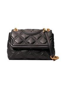 Tory Burch - Fleming Soft Small Convertible Shoulder Bag -nahkalaukku - 001-BLACK | Stockmann