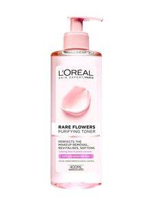 L'Oréal Paris - Rare Flowers -kasvovesi kuivalle ja herkälle iholle 400 ml | Stockmann