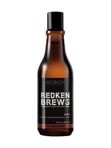 Redken - Redken Brews 3 in 1 -shampoo 300 ml - null | Stockmann