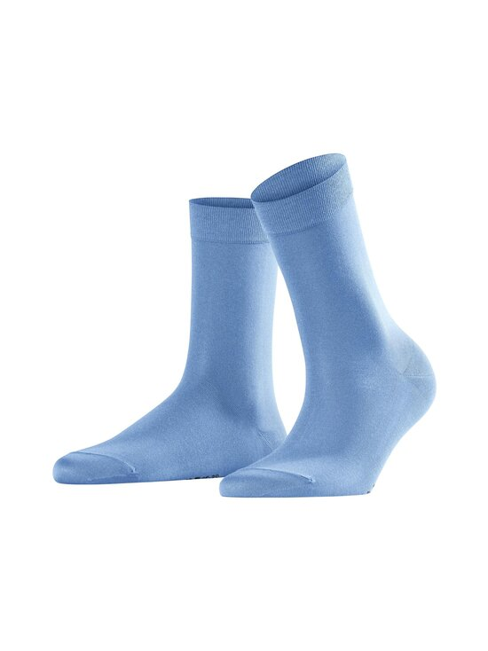 Falke - Cotton Touch -sukat - 6534 SKY BLUE | Stockmann - photo 1