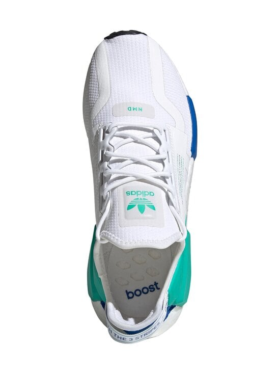 adidas Originals - NMD_R1 V2 -sneakerit - CLOUD WHITE/CLOUD WHITE/CORE BLACK   Stockmann - photo 2