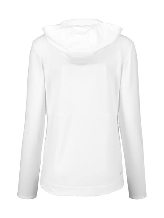 adidas Performance - 3-Stripes Full Zip Hoody -huppari - WHITE WHITE | Stockmann - photo 2