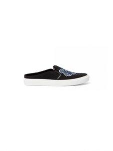 Kenzo - K-Skate Mule Slip-On -tennarit - 99 BLACK | Stockmann