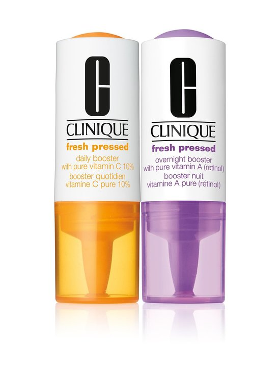 Clinique - Fresh Pressed Clinical Daily + Overnight booster With Vitamin A+C 1+1 -tuotepakkaus - NOCOL | Stockmann - photo 1